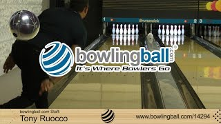 Brunswick Edge Sac de bowling simple