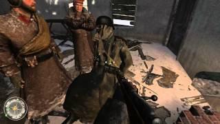 Call of Duty 2 - русский цикл. 1 серия.