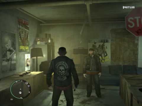 GTA IV Terminator Gun Shop - YouTube