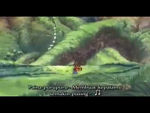 Luffy baka song