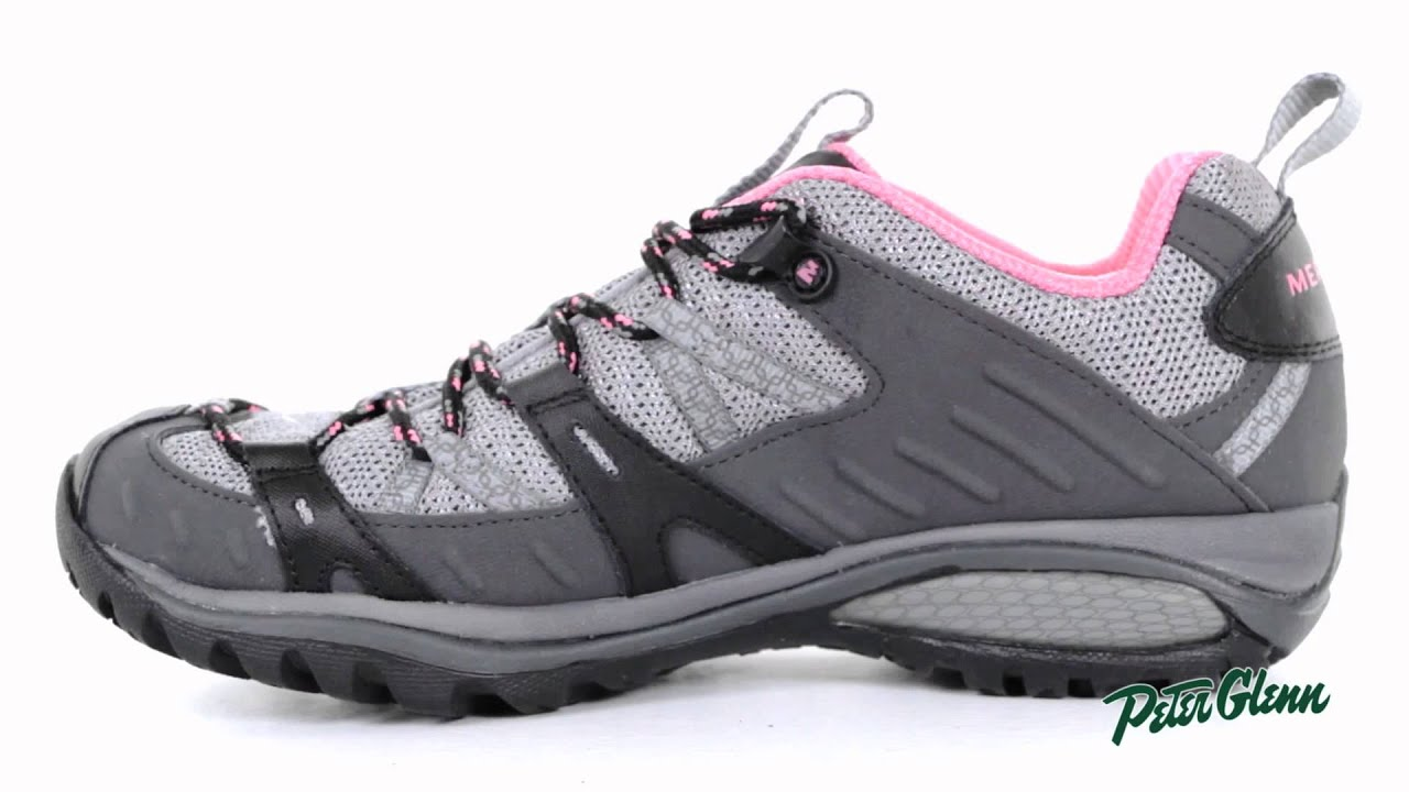 2015 Merrell Women's Siren Sport 2 Hiking Shoe Review by Peter Glenn