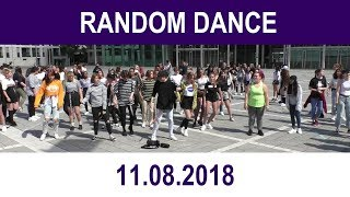[PART 5.2] KPOP RANDOM DANCE GAME IN PUBLIC   STUTTGART GERMANY   11.08.18