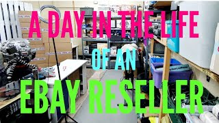 A Day in the Life of an eBay Reseller.