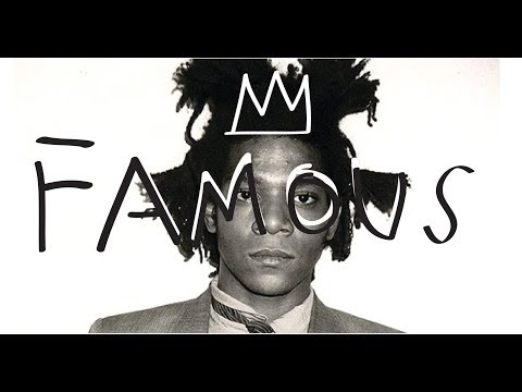 FAMOUS - The Life of Jean Michel Basquiat