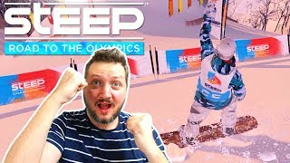 KAN VI KLARE DET! - Steep Road to the Olympics