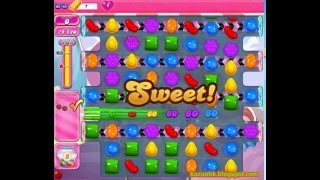 Candy Crush Saga - Level 1528 (No boosters)