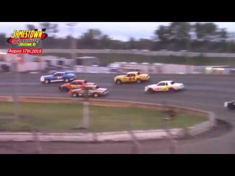 Jamestown Speedway Bomber A-Main (8/17/19)