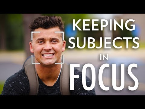 4 Ways to Keep FOCUS While Filming Moving Subjects