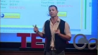 TEDxCanberra - Ash Donaldson - Cognitive dissonance
