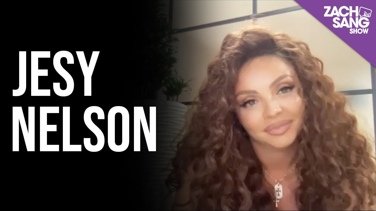 Jesy Nelson Talks Boyz ft. Nicki Minaj, Leaving Little Mix, Working w/ Diddy & More