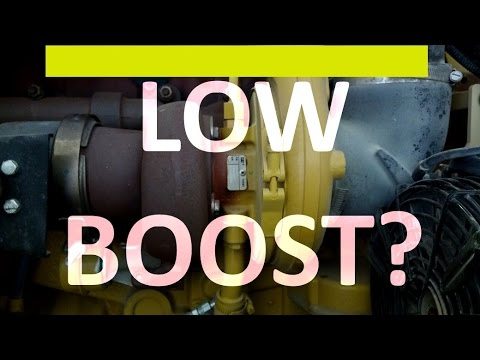 What Causes Low Boost?  How Does A Turbocharger System Work?
