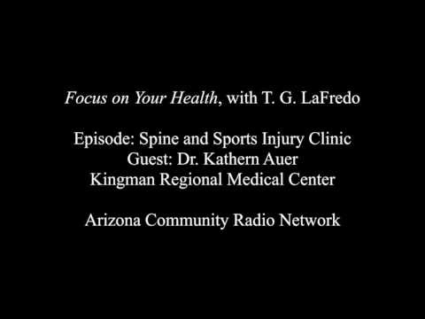 Focus on Your Health: Dr. Kathern Auer