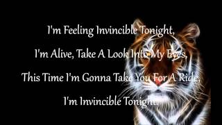 Adelita S Way Invincible Lyrics HQ Explicit