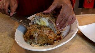 Mariah Milano's Italian Turkey Meatloaf!