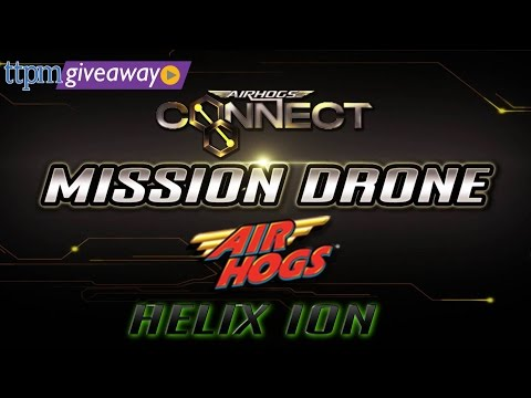 Win Air Hogs Connect Mission Drone & $100 Toys