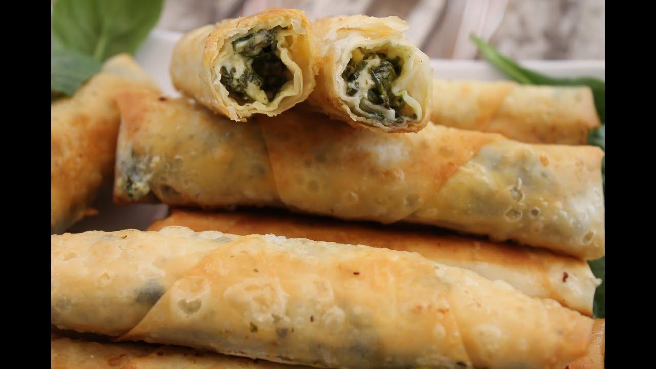 Borek turc sp cial ramadan par quelle recette youtube - Blog de cuisine hanane ...