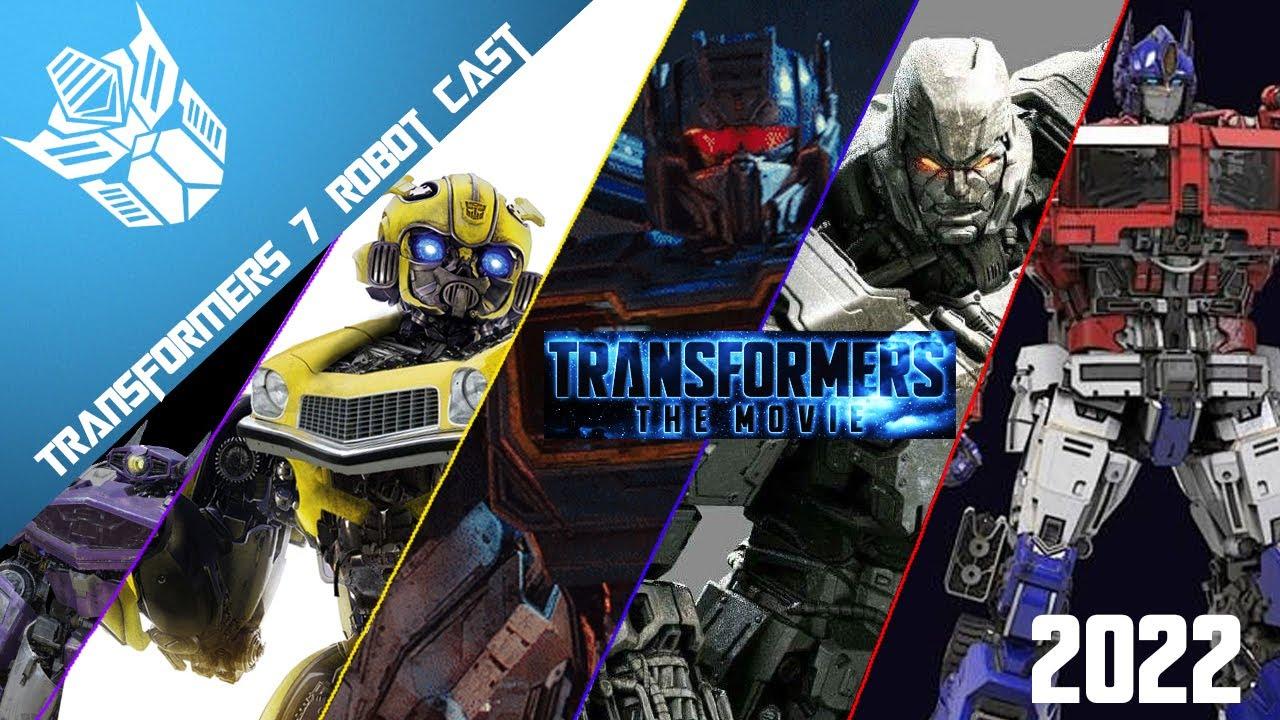 Download Transformers 7 (2022) Robot Cast! (Fan Made)