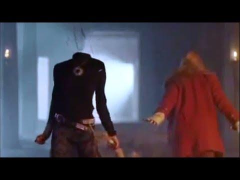 «Ангел или демон», 20 серия_Маша убивает колдунью-вуду.