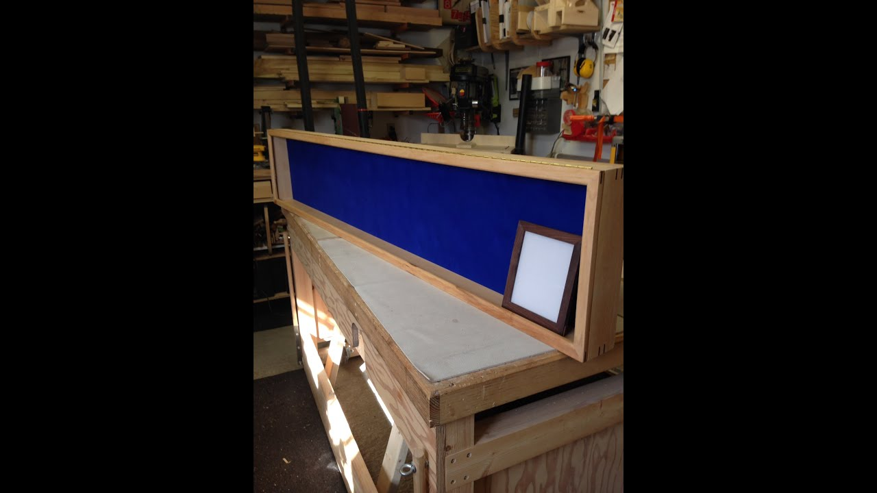 34d7b983e7 Making a Display Case Part 1 - YouTube