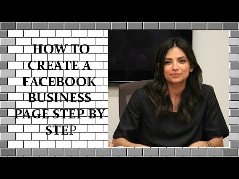 how to create a facebook business page youtube