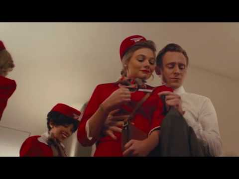 tom hiddleston & sam rockwell dance  place with no name