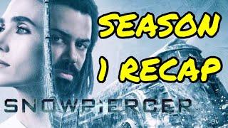 Snowpiercer Season 1 Recap