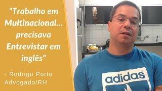 RODRIGO PORTO | DEPOIMENTO CURSO DE INGLÊS - ADVANCE LANGUAGES