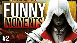 ASSASSIN'S CREED II - funny twitch moments ep. 2