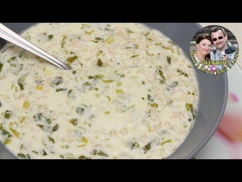 Легкий армянский суп СПАС (Танапур) - Кисломолочный суп. Очень полезно и вкусно. Простой рецепт.