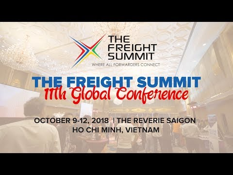The Freight Summit 11th Global Conference - Official Aftermovie