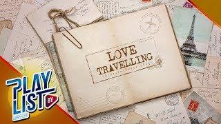 【รวมเพลง】LOVE TRAVELLING | ยิ่งรู้จัก ยิ่งรักเธอ, รักที่เป็นของจริง (Real Love) , ครึ่งใจ
