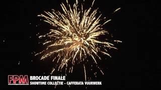 Brocade Finale - Cafferata Vuurwerk 2015