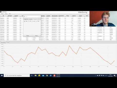 FOREX LIVE TRADING Auswertung August 2020 (MT4 Expert Advisor Handel)