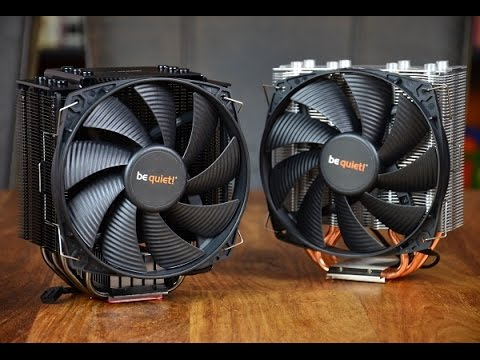 Be Quiet Dark Rock 3 Cpu Cooler Overview And Benchmarks