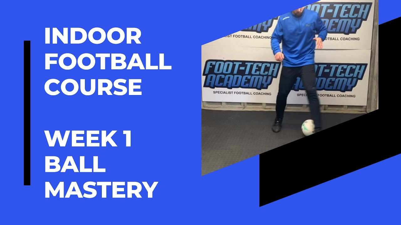 Lockdown 2.0 Home Training Sessions - Week 1