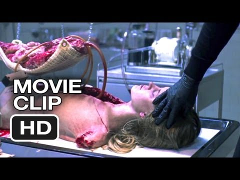 The Collection Movie CLIP - Tarantulas (2012) - Josh Stewart Movie HD