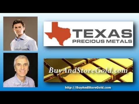 Texas Precious Metals - Interview With Bullion Dealer Reveals Inside Scoop On Gold and Silver