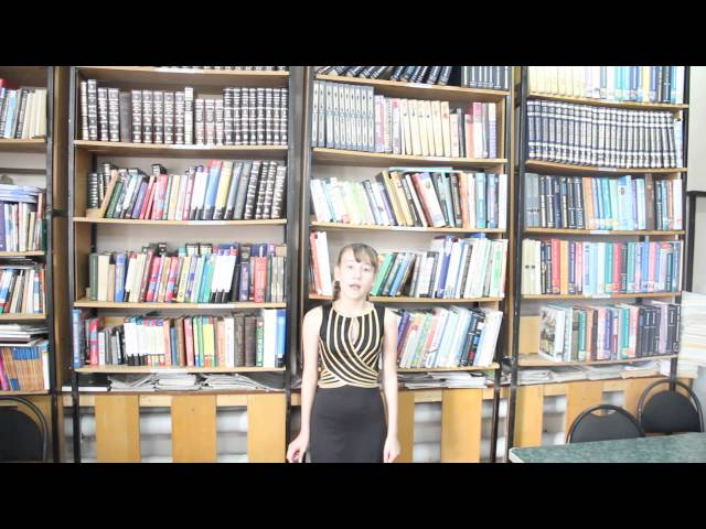 Изображение предпросмотра прочтения – АринаКартавая читает произведение «Клеопатра (Я — Клеопатра, я была царица…)» В.Я.Брюсова