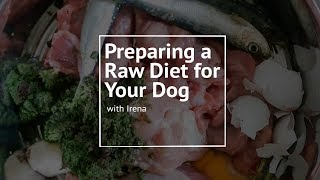 Raw diets have actually been around longer historically, than any other diet. a diet, or sometimes called barf diet(bones and food) is arguably the...