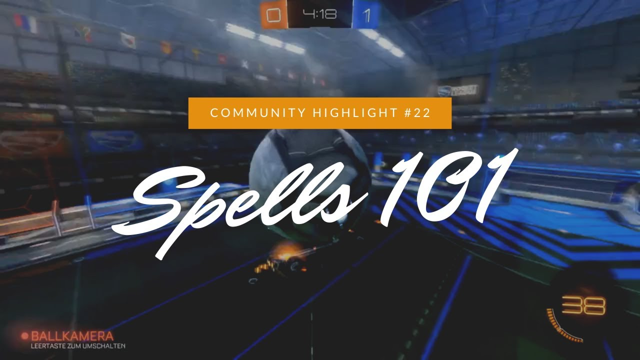 Community Spotlight - 22 - Magic
