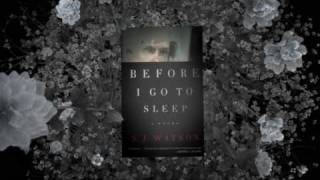 Trailer for Before I Go To Sleep by S.J. Watson
