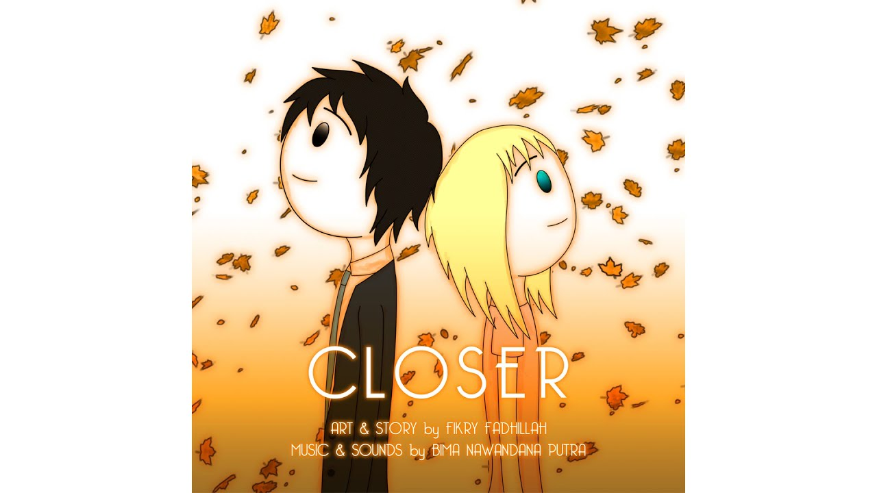 Cute Couples Cartoons Wallpapers Closer A Short Animation About Long Distance