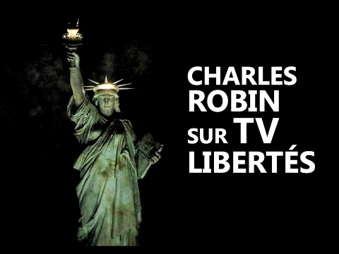 Charles Robin sur TV Libertés