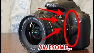 IT'S GREAT canon eos 2000d review