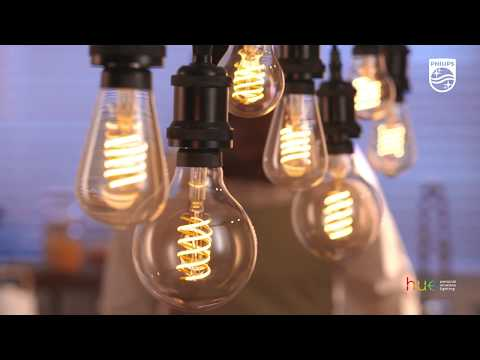 Philips Hue Filament | Smarte retropærer