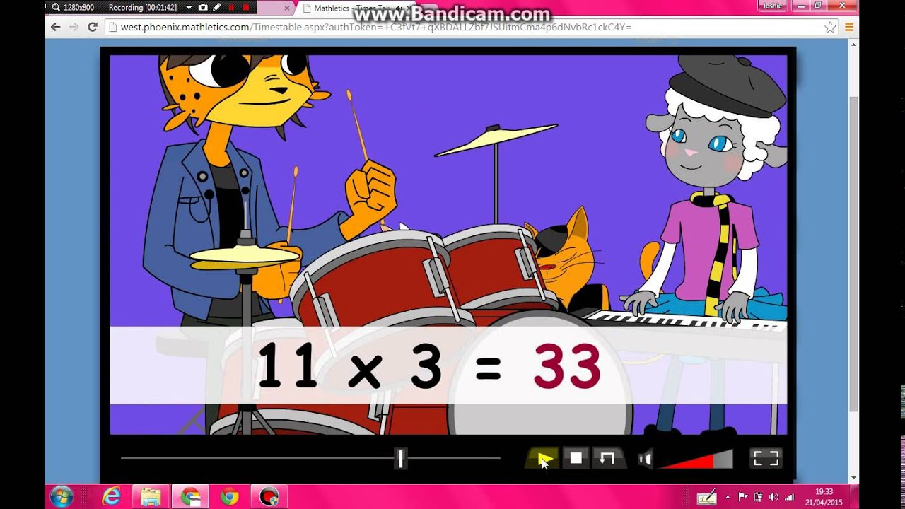 Multiplication tables songs gallery periodic table images mathletics times table songs 2 4 youtube mathletics times table songs 2 4 gamestrikefo gallery gamestrikefo Choice Image