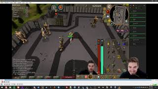 OSRS disappearing cyclops