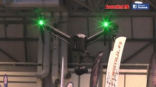 DJI INSPIRE 2 (FirstPersonView.co.uk): UK DRONE SHOW 2016