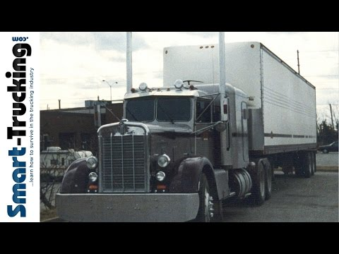 Big Rigs of the 1950's and 1960's