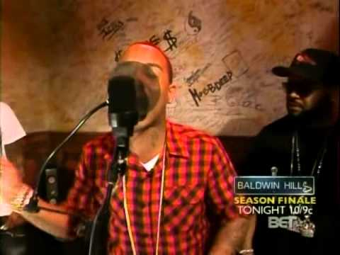 Yung Berg  Freestyle  Live @ Rapcity 08-19-2008 )